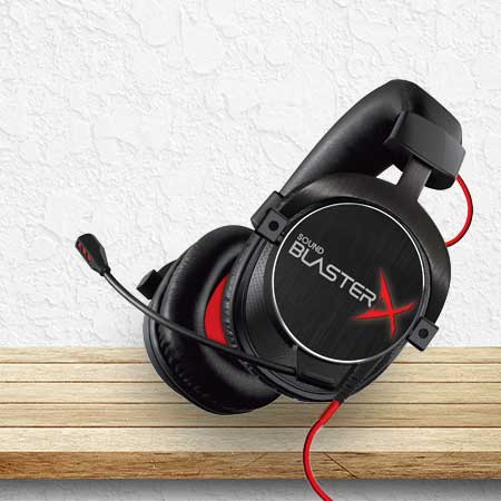 Creative SBX H7 T.E. ราคา 3,790.-