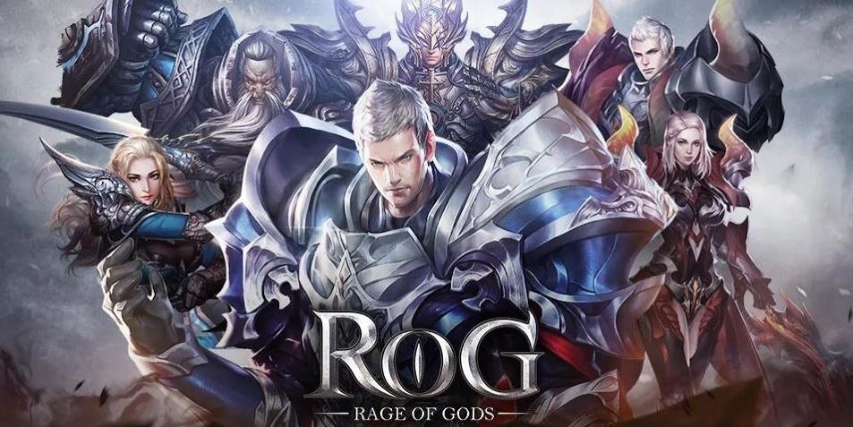 Rage of Gods มาแล้วใครรออยู่ไปลุยกันได้เลย
