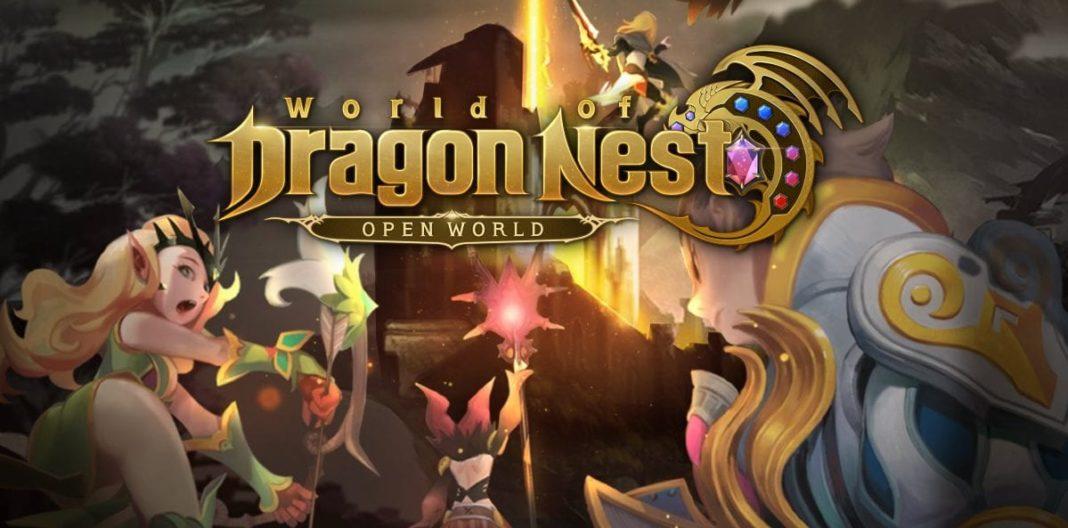 World of Dragon Nest รับฟรีสัตว์ขี่ ถ้าลงทะเบียนไว้ล่วงหน้า