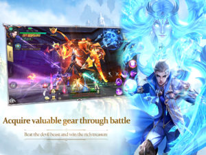 Astral Soul Awaken เกม MMORPG ใหม่น่าสนใจ