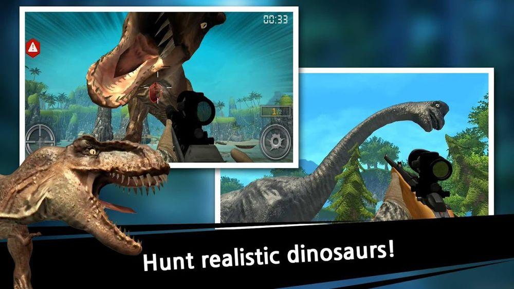 Dino Hunter King ออกไปล่าไดโนเสาร์กันเถอะ