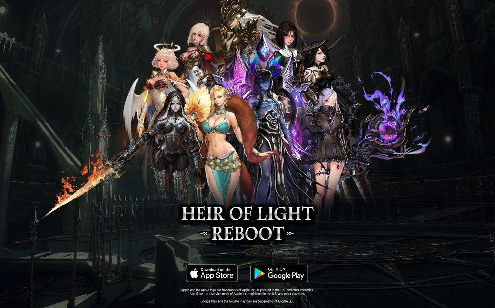 Heir of Light อัพเดทเกมใหม่ฉลองครบรอบ 2 ปี