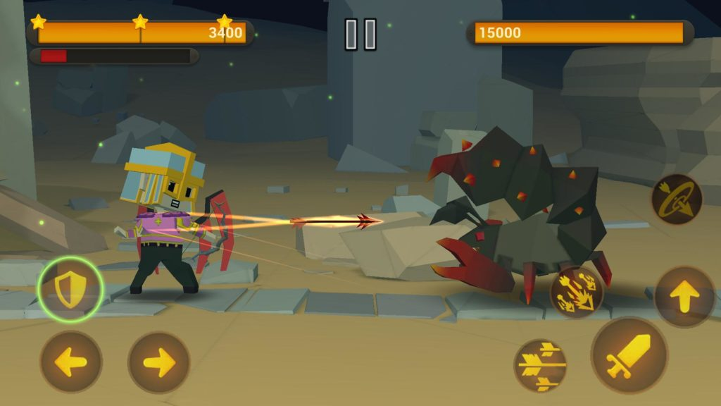 Battle Flare เกมต่อสู้สุดมันส์น่าเล่นมาแล้ว!!