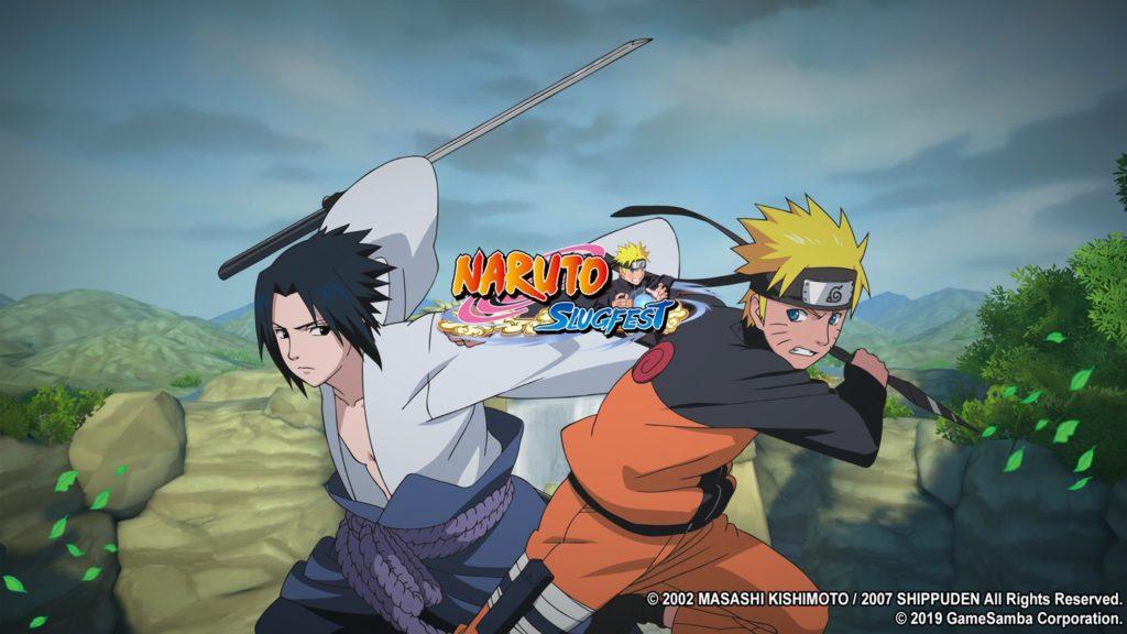 สิ้นสุดการรอคอย Naruto: Slugfest เปิดให้บริการแล้ว!!!