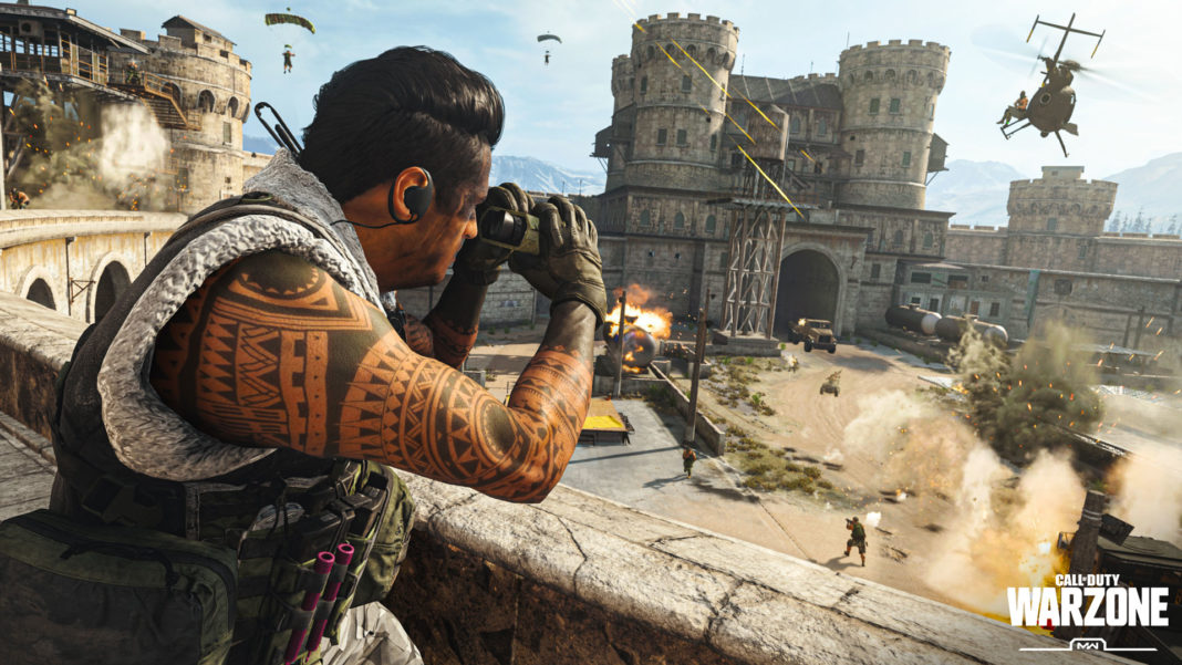 Call of Duty: Modern Warfare มาเต็มในโหมด Battle Royale และ Plunder