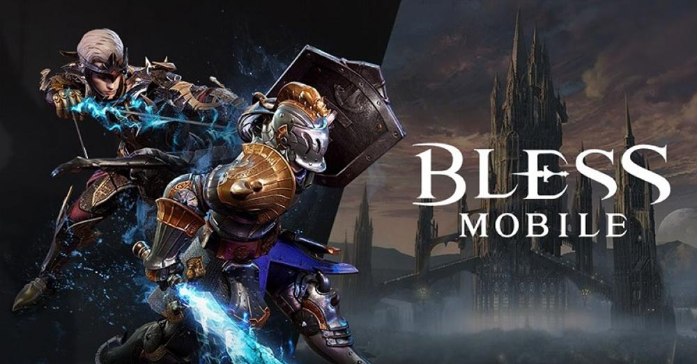 Bless Mobile เตรียมตัวเล่นกันได้เลยเปิดบริการวันที่ 31 มี.ค. นี้