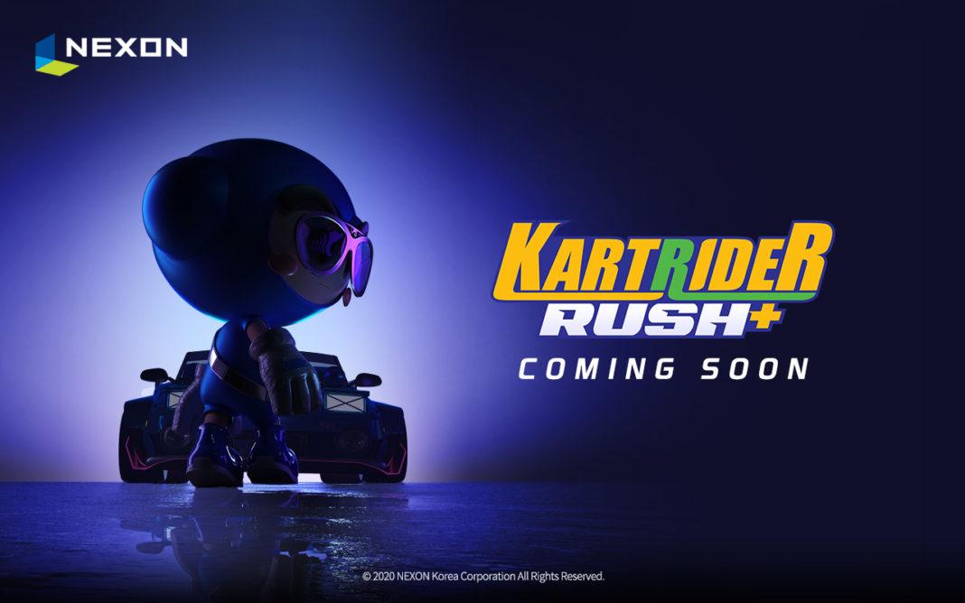 KartRider Rush+ เกมแข่งรถสุดน่ารักกำลังจะมาเร็วๆนี้
