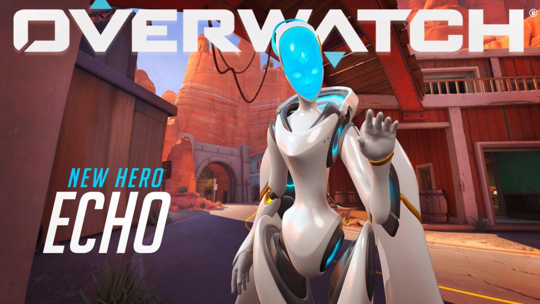 Echo - ฮีโร่ตัวใหม่ที่กำลังจะมาใน Overwatch เร็วๆนี้