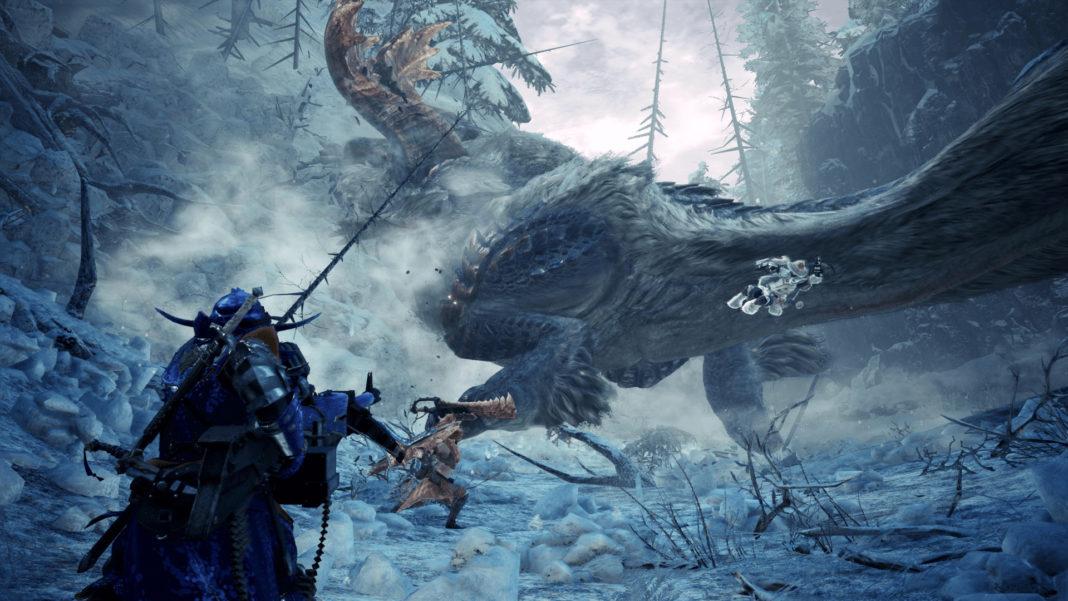 Monster Hunter World: Iceborne ทำยอดขายทะลุ 5 ล้านไปแล้ว