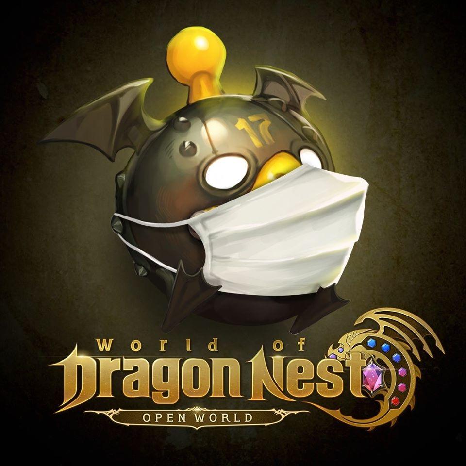 World of Dragon Nest ปล่อยอัพเดทตัวใหม่ห้ามพลาด