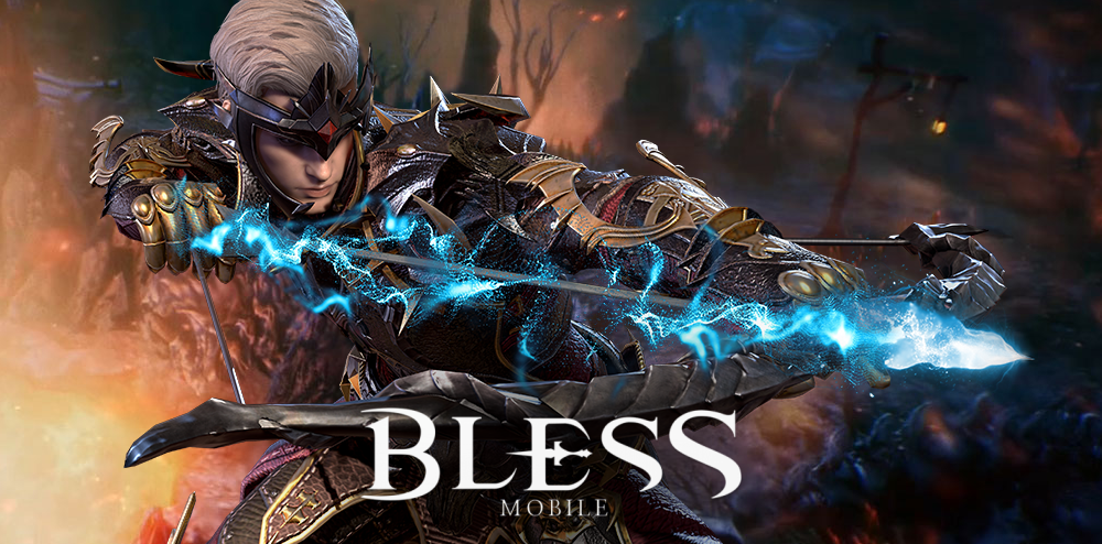 เปิดให้เล่นกันแล้วนะ Bless Mobile ไปลุยกันได้เลย