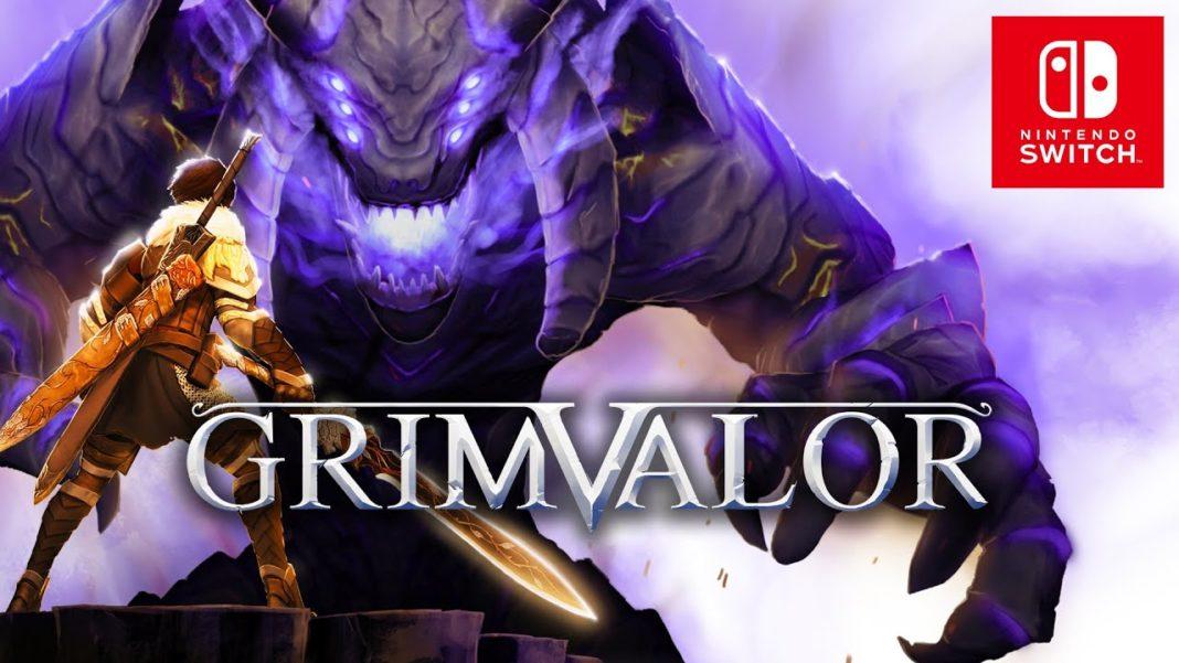 Grimvalor เกม Action โคตรดีเตรียมเปิดตัวให้กับ Nintendo Switch