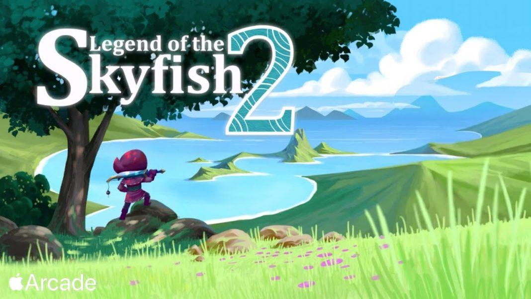 Legend of the Skyfish 2 เกม ARPG เกมใหม่สำหรับ IOS เท่านั้น Android อด!!!