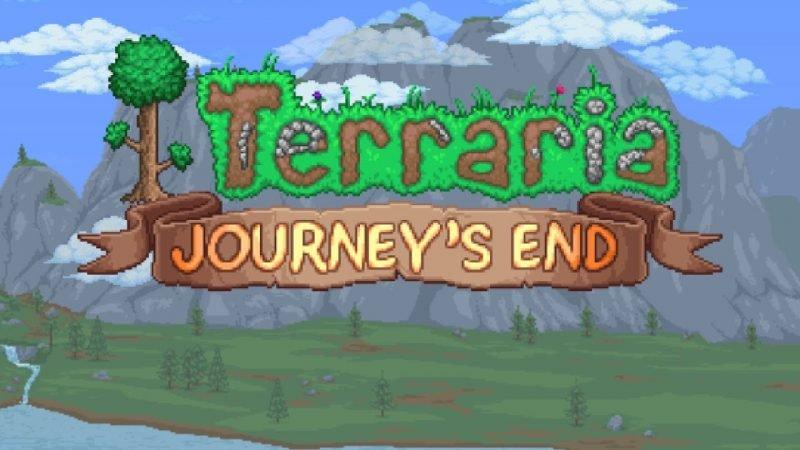 Terraria เตรียมปล่อย Journey's End อัพเดทฉลองครบรอบ 9 ปี