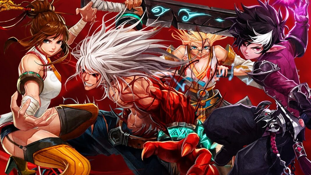 Dungeon & Fighter Mobile