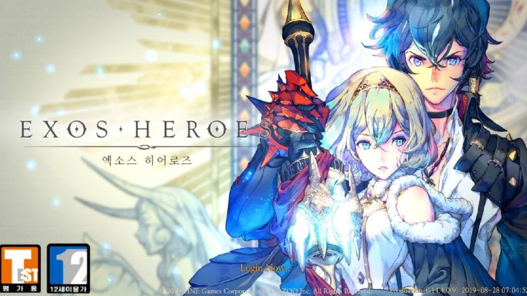 EXSO HEROES เกม RPG สุดมันส์เปิดให้ลงทะเบียนล่วงหน้าแล้ว