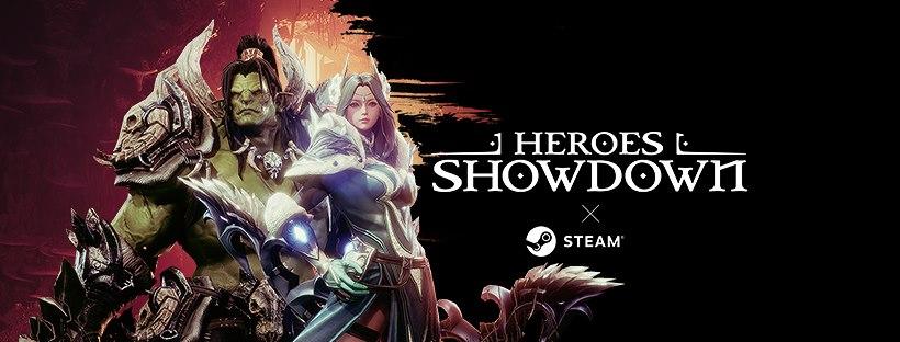 Heroes Showdown ปล่อยช่วง Early Access บน Steam แล้ว