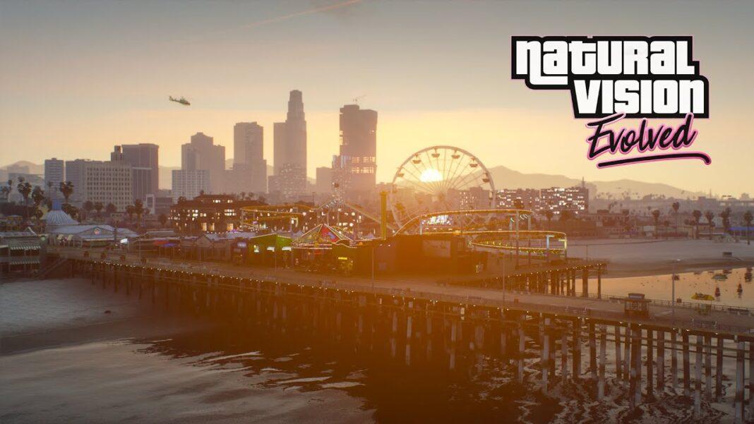 Mod Natural Vision Evolved สุดยอด Mod ของ GTA V
