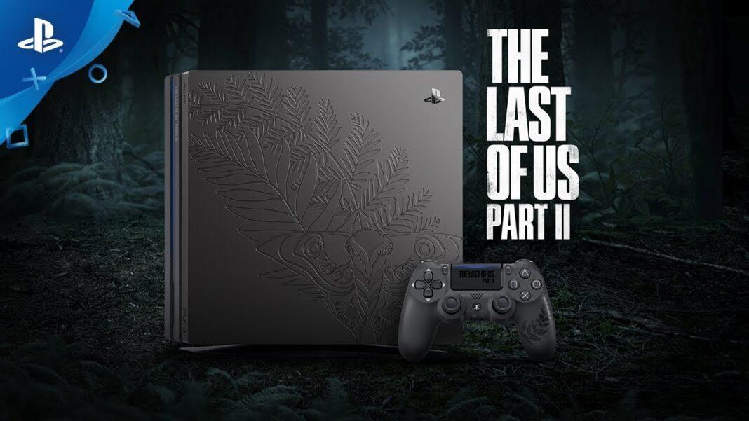 PS4 Pro Bundle จาก The Last of Us Part II เตรียมวางจำหน่ายแล้ว