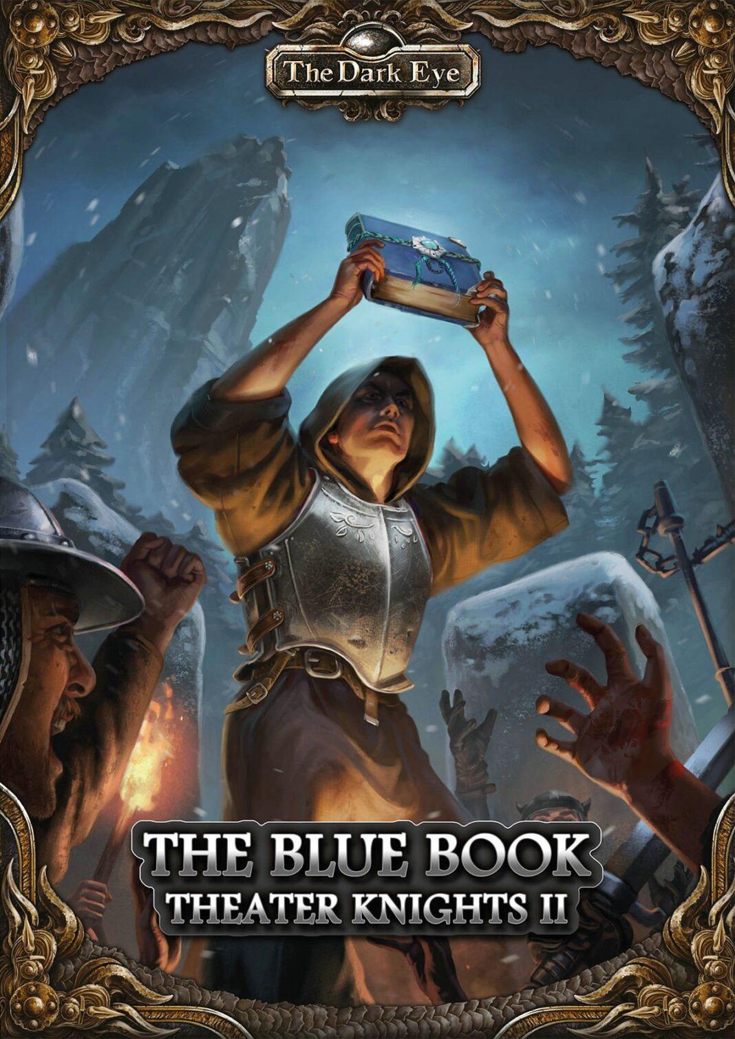 The Dark Eye : Book of Heroes