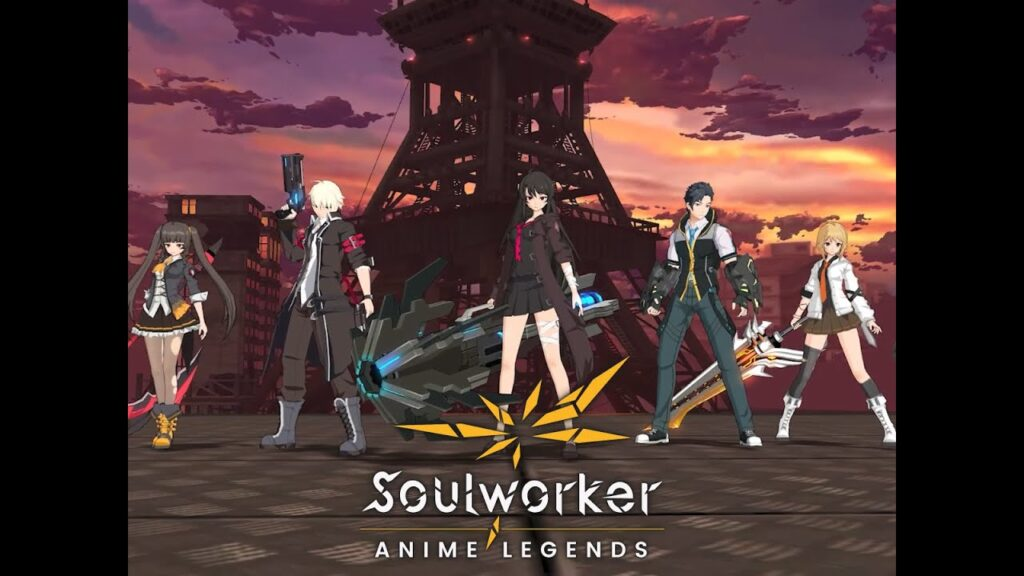 SoulWorker: Anime Legends