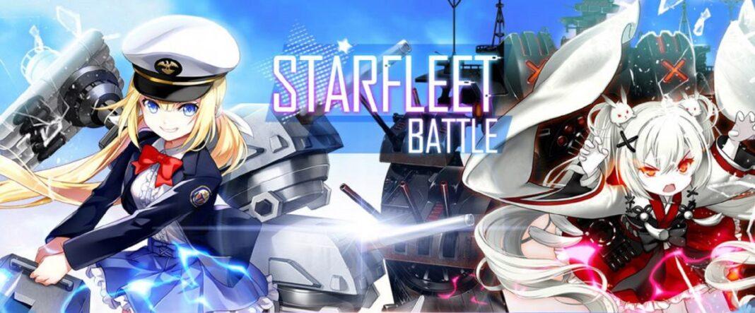 Starfleet Battle - กองทัพโมเอะ