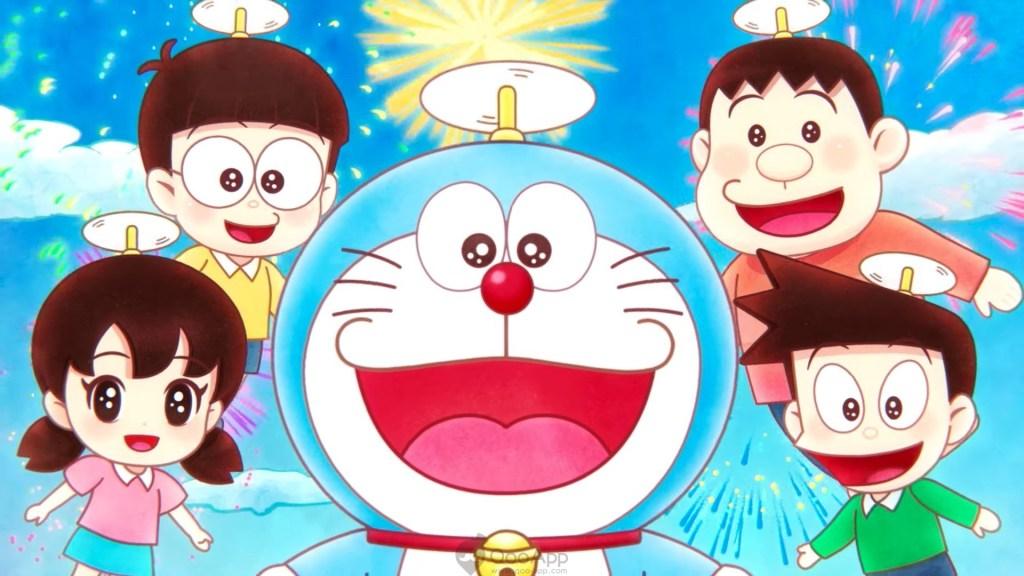 LINE: Doraemon Park