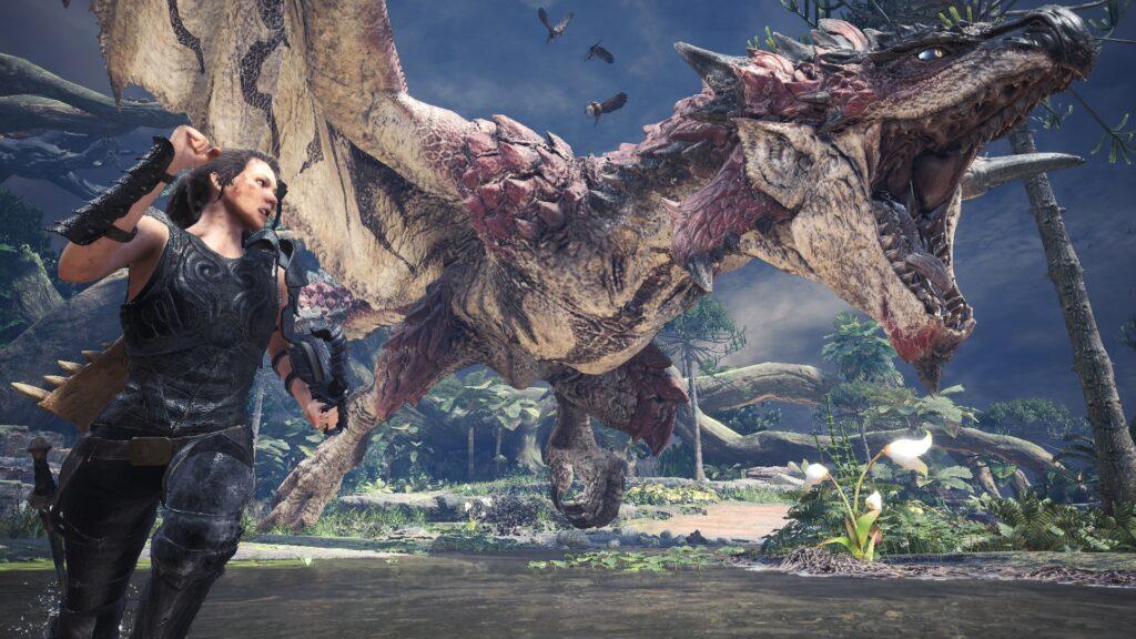 Event Quest Monster Hunter World