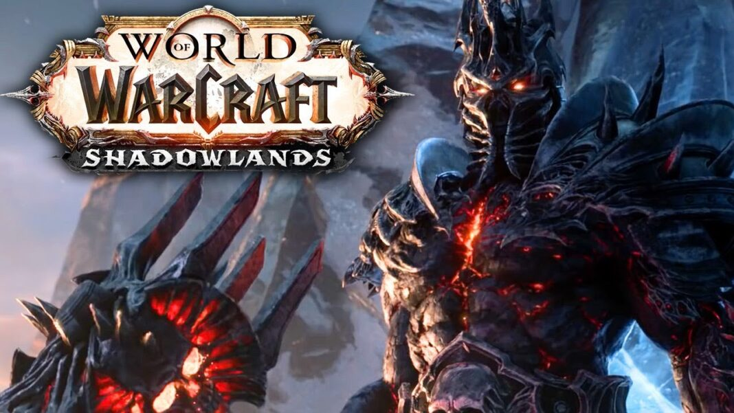 World of Warcraft - Shadowlands Chains of Domination