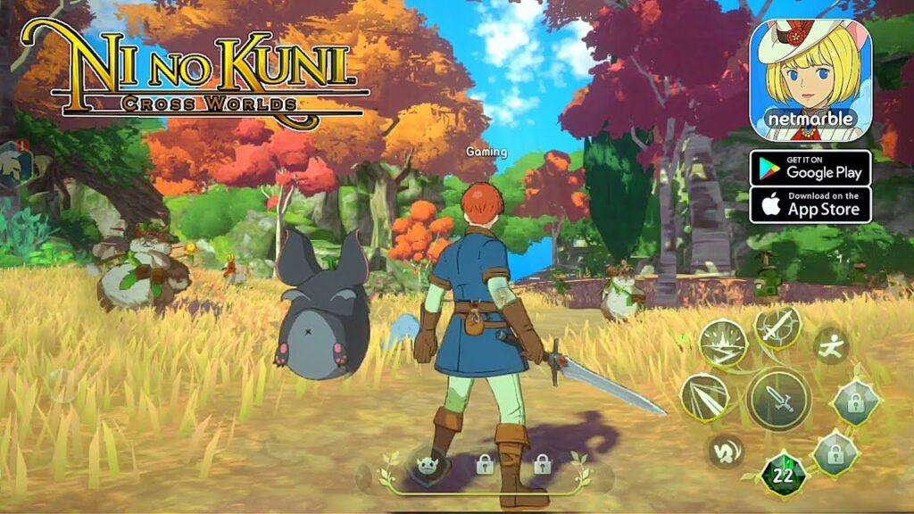 Ni no Kuni : Cross Worlds